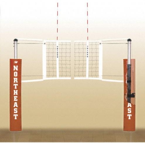 Bison CarbonMax Composite Indoor Volleyball System