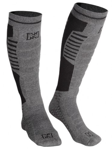 Mobile Warming Heated Socks with Remote and Charger