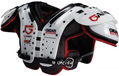 Gear Pro-Tec Gamer Adult Football Shoulder Pads - All Positions
