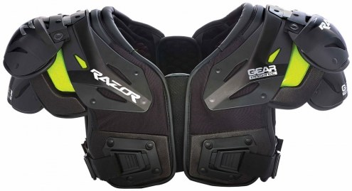Gear Pro-Tec Razor RZ15 Adult Football Shoulder Pads - Multi-Position