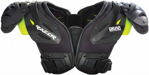 Gear Pro-Tec Razor RZ55 Adult Football Shoulder Pads - Lineman