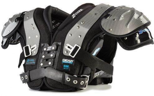 Gear Pro-Tec Z-Cool ZC15 Adult Football Shoulder Pads - Multi-Position