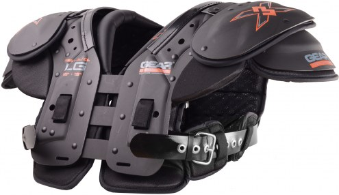 Gear Pro-Tec X3 Adult X55 Football Shoulder Pads - Lineman