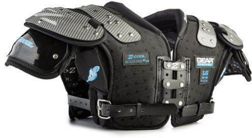 Gear Pro-Tec Z-Cool 2.0 JV / Youth Football Shoulder Pads - All Purpose