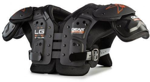 Gear Pro-Tec X3 JV / Youth Football Shoulder Pad - All Purpose