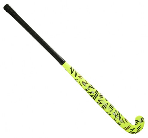 Voodoo Magic E4 Yellow Indoor Field Hockey Stick
