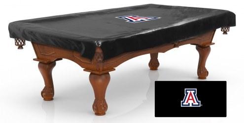 Arizona Wildcats Pool Table Cover