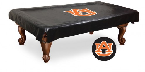 Auburn Tigers Pool Table Cover