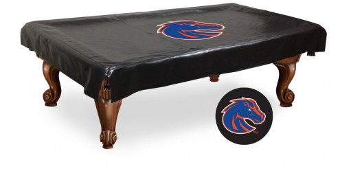 Boise State Broncos Pool Table Cover