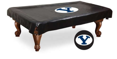 BYU Cougars Pool Table Cover