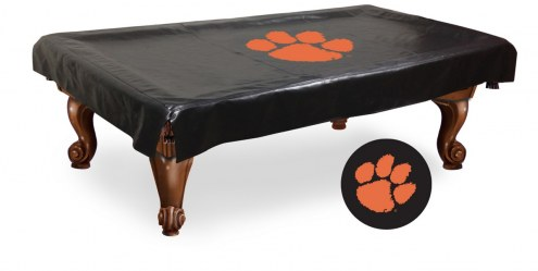 Clemson Tigers Pool Table Cover