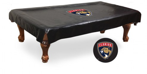 Florida Panthers Pool Table Cover