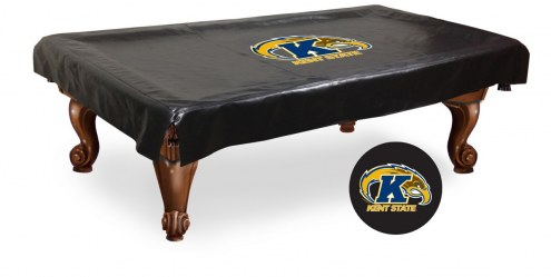Kent State Golden Flashes Pool Table Cover