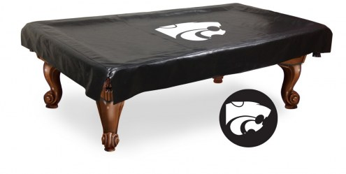Kansas State Wildcats Pool Table Cover