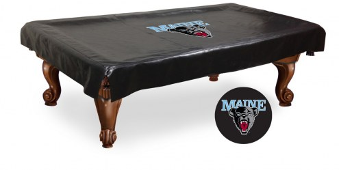 Maine Black Bears Pool Table Cover