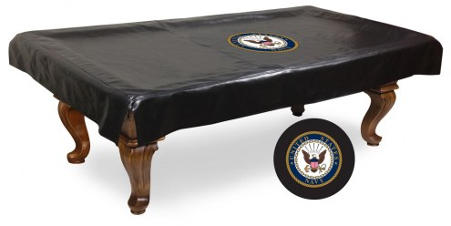 U.S. Navy Midshipmen Pool Table Cover