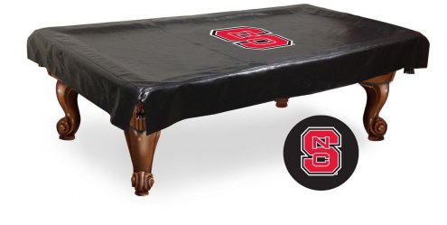 North Carolina State Wolfpack Pool Table Cover