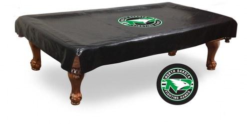 University of North Dakota Pool Table Cover