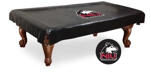 Northern Illinois Huskies Pool Table Cover