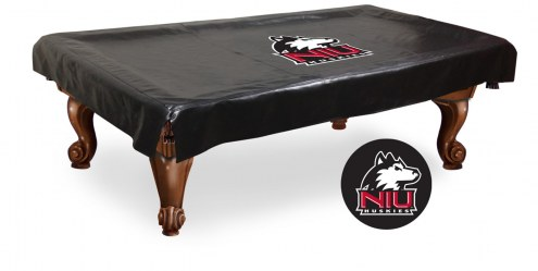 Northern Illinois Huskies Pool Table Cover