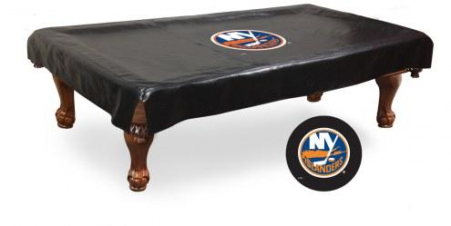 New York Islanders Pool Table Cover