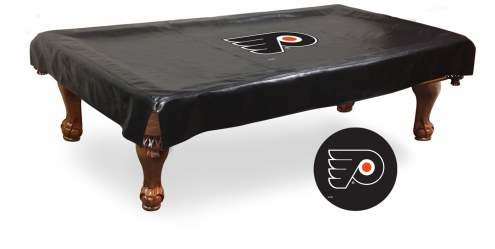 Philadelphia Flyers Pool Table Cover