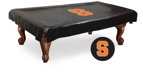 Syracuse Orange Pool Table Cover