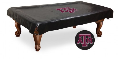Texas A&M Aggies Pool Table Cover