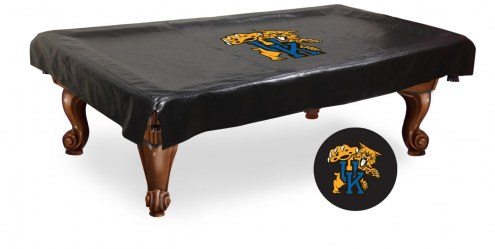 Kentucky Wildcats Pool Table Cover