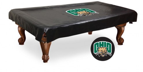 Ohio Bobcats Pool Table Cover