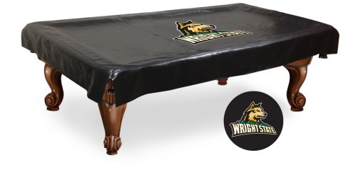 Wright State Raiders Pool Table Cover - Raiders pool table