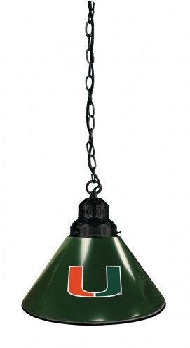 Miami Hurricanes Pendant Light