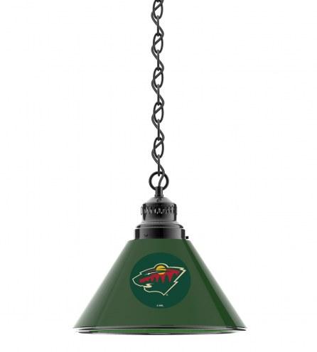 Minnesota Wild Pendant Light