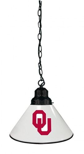 Oklahoma Sooners Pendant Light