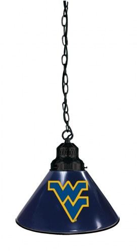 West Virginia Mountaineers Pendant Light