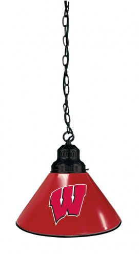 Wisconsin Badgers Pendant Light