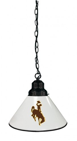 Wyoming Cowboys Pendant Light