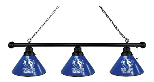 Eastern Illinois Panthers 3 Shade Pool Table Light