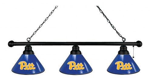 Pittsburgh Panthers 3 Shade Pool Table Light