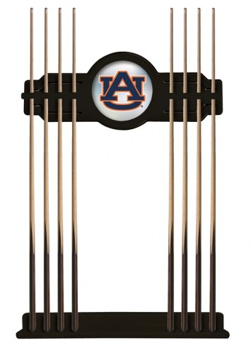 Auburn Tigers Pool Cue Rack