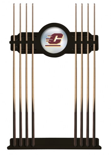 Central Michigan Chippewas Pool Cue Rack