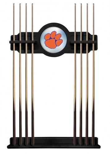 Clemson Tigers Pool Cue Rack