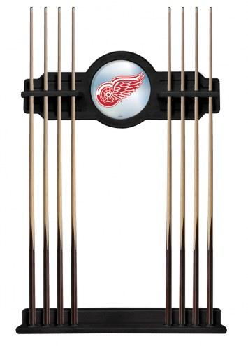 Detroit Red Wings Pool Cue Rack