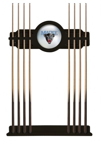Maine Black Bears Pool Cue Rack