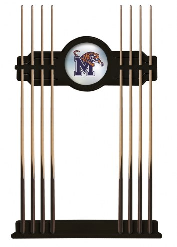 Memphis Tigers Pool Cue Rack