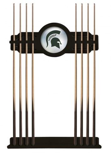 Michigan State Spartans Pool Cue Rack
