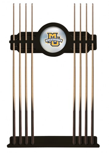 Marquette Golden Eagles Pool Cue Rack