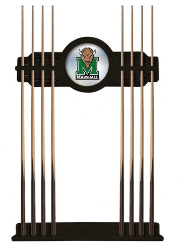 Marshall Thundering Herd Pool Cue Rack