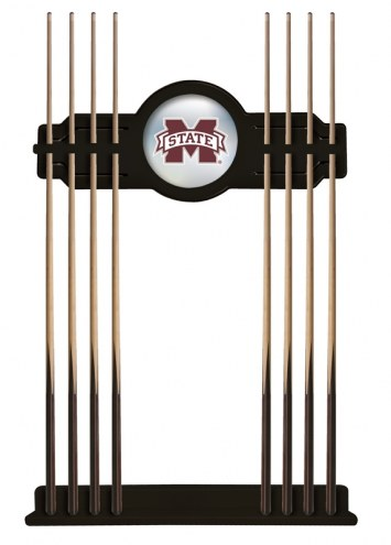Mississippi State Bulldogs Pool Cue Rack