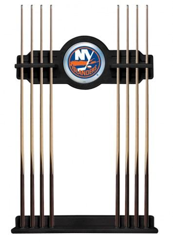 New York Islanders Pool Cue Rack